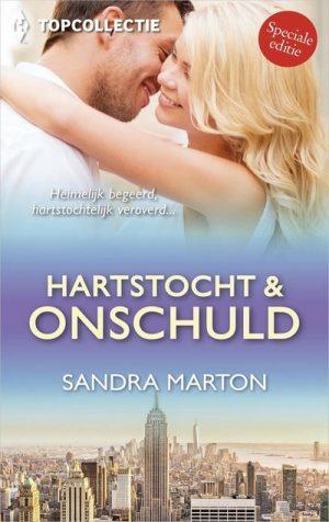 Sandra Marton – Hartstocht & onschuld   Ontluikend vertrouwen   Voor altijd de baas (Topcollectie 61)
