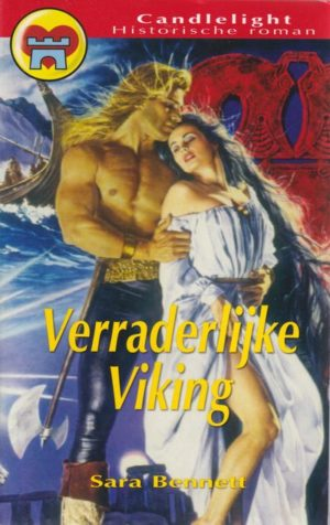 Sara Bennett – Verraderlijke Viking (Candlelight hr. 822)