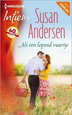 Susan Anderson – Als een lopend vuurtje (Intiem 2178)