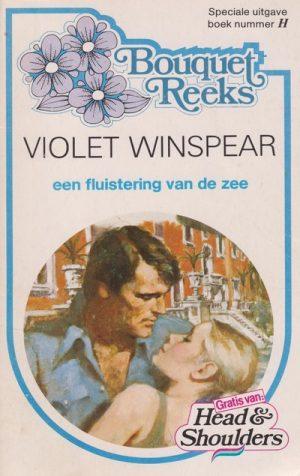 Violet Winspear – Een fluistering van de zee (Bouquet H)